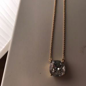 Kate spade large gumdrop necklace